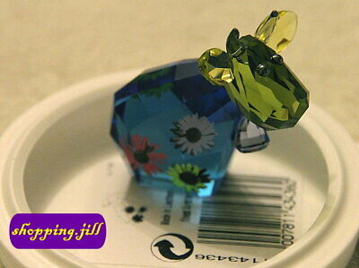 2013 SWAROVSKI CRYSTAL Lovlots - Power Flower Mo - Cow (Limited Edition) 1143436