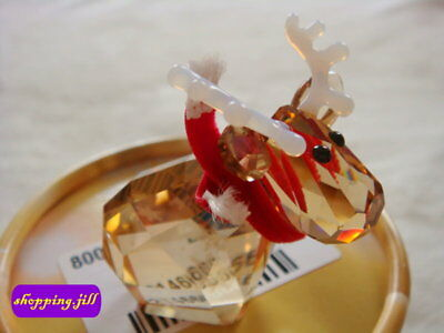2014 SWAROVSKI CRYSTAL Lovlots - Reindeer Mo - Cow (Limited Edition) 5059025