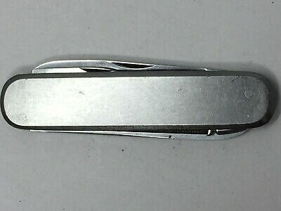 Vintage Hoffritz Stainless Steel Pocket Knife Made in Italy (M501)