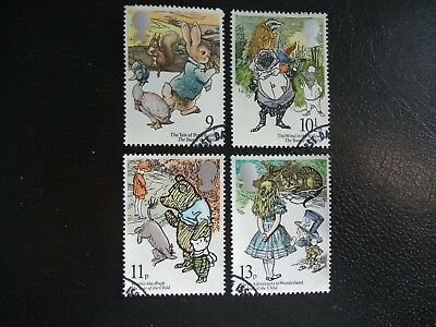 SG1091-1094 1979 International Year of the Child. Used Set of Stamps