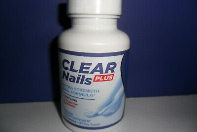 Clear Nails Plus  Extra Strength Nail Formula