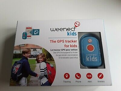 Weenect Kids The GPS Tracker for kids