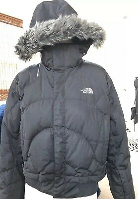 f198ca002 THE NORTH FACE Women's Prodigy 600 Black Down Jacket Vintage Limited M