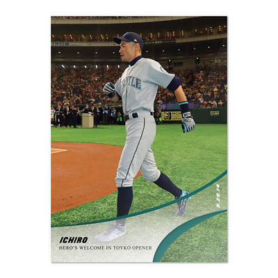 Ichiro 2019 Topps On Demand Set # 4 Legacy Series YOU PICK CARDS FROM SET JAPAN