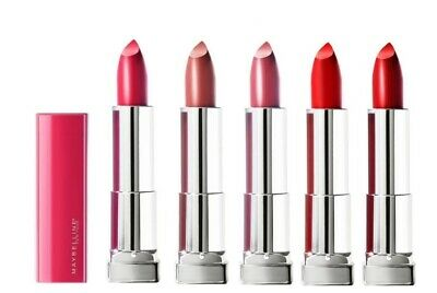 MAYBELLINE COLOR SENSATIONAL MADE FOR ALL LIPSTICK / Choose Shade