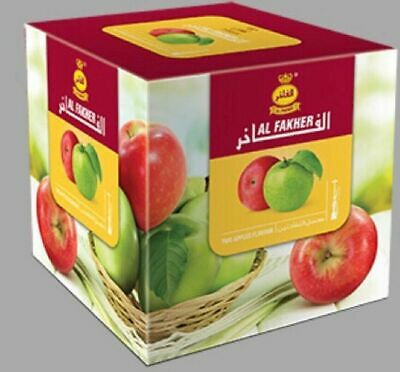 Al Fakher Double Apple Flavour 1kg sealed bag