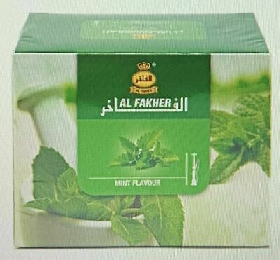 Al Fakher Mint Flavour 1kg sealed bag