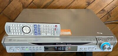 Panasonic SA-HT940 5.1 Channel 5 Disc DVD Home Theater System With remote
