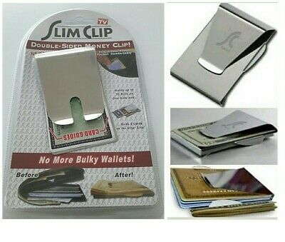 As Seen On Tv Double Sided Money Slim Clip