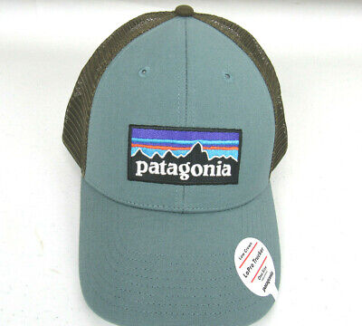 682a87595 PATAGONIA SHOP STICKER Patch LoPro Trucker Hat - Forge Grey - $38.16 ...