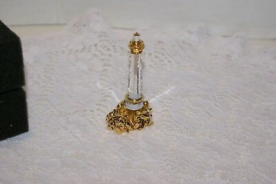 Swarovski Crystal Lighthouse NO BOX BEAUTIFUL