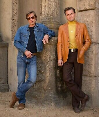 """Once Upon a Time in Hollywood (8"""" x 10"""") Movie Collector's Photo Print DiCaprio"""