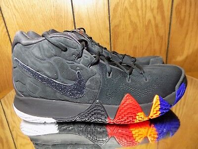 f50cebe86879 Nike Kyrie 4 IV YOTM Year Of The Monkey The Creator Anthracite Black 943806- 011