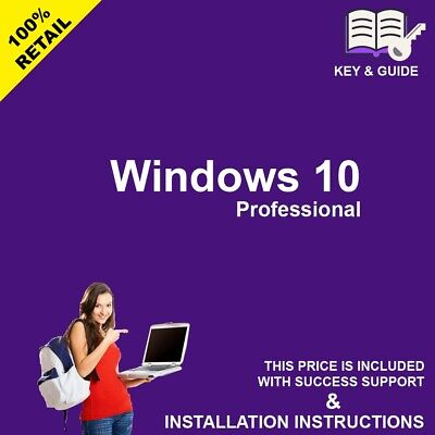 Windows 10 Pro Retail Key✔ ESD✔ Fast Delivery✔