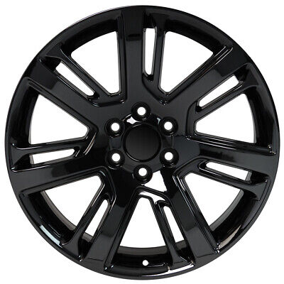 22x9 Factory Wheel Pvd Dark For 2011 2014 Ford Edge