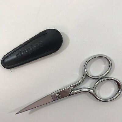 Gingher 4 Inch Curved Embroidery Scissors (01-005273)