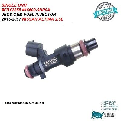 1 Fuel Injector OEM JECS for 2015-2017 Nissan Altima 2.5L I4  #FBY2855