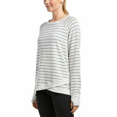 ef4c3154 NEW! Danskin Women's Criss Cross Tunic Shirt Sweater VARIETY Size and Color!