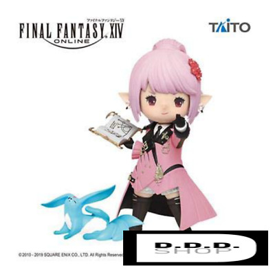 FINAL FANTASY XIV Alphinaud Figure Minion ver 14cm Prize SQUARE ENIX japan