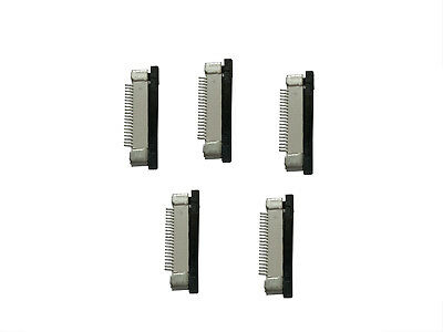 15pcs FFC FPC Adapter Double Side 6Pin 0.5mm 1mm FPC to 2x3Pin 2.54mm DIP6