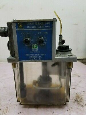 Chen Ying CESW Electric Lubricator Pump CESW-2L-180-110V