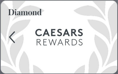 Caesars Diamond Status upgrade