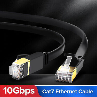 Ethernet Cables (rj-45/8p8c) Imported From Abroad 2x 1m Cat6 Internet/ethernet Data Patch Cable Copper Rj45 Router Network Lead