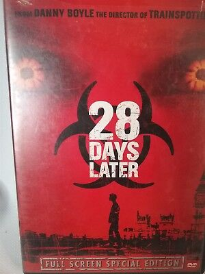 28 Days Later | DVD | 2003 | Full Screen Special Edition | Cillian Murphy