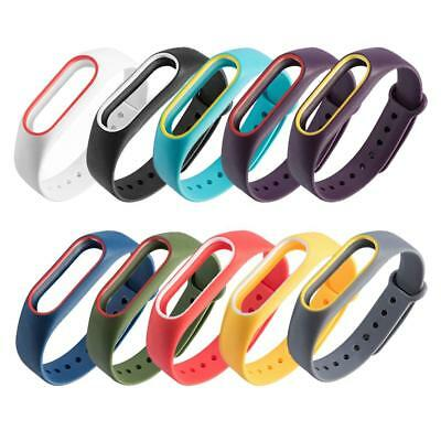 New Replacement Band Strap Bracelet Wristband For Xiaomi Mi Band Miband 2 Watch