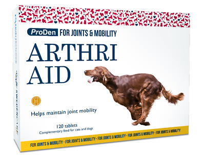 ArthriAid for Dogs & Cats | Dogs, Cats | Joints & Bones