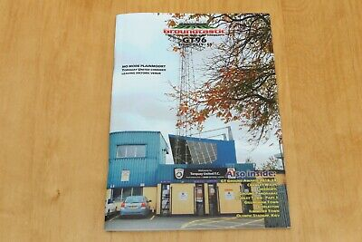 Groundtastic - The Football Grounds Magazine - No 96 Spring 2019