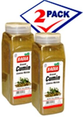 BADIA - Ground Cumin 16 oz / 1 lbs (2 PACKS) - Comino Molido 2 PQT