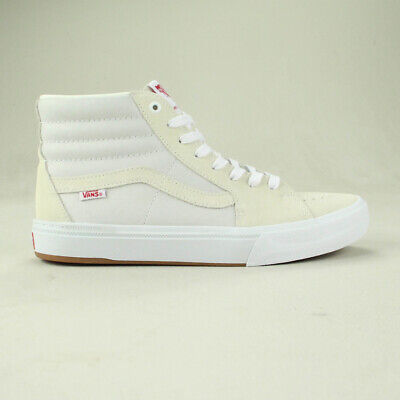 VANS SK8 HI Pro BMX Scotty Cranmer Trainers Shoes in White
