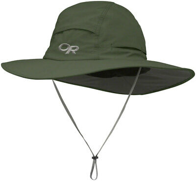 Outdoor Research Sombriolet Sun Hat: Fatigue, LG