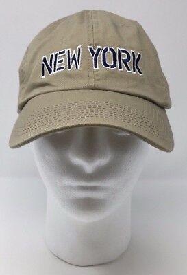 1eefe5d2385 NEW YORK CITY NYC Pink Girls Baseball Cap Hat. One Size Fits All ...