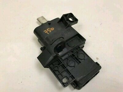 bmw oem e65 e66 front battery terminal positive cable connector engine start