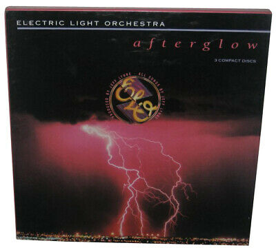 Afterglow ELO Electric Light Orchestra 3CD Music Box Set