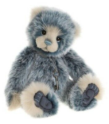 Plush Jointed Teddy Bear Zadie By Charlie Bears Cb181863b