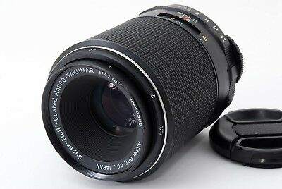 [Excellent+!] Pentax SMC Macro Takumar 100mm f/4 M42 MF Lens w/ Caps  #237