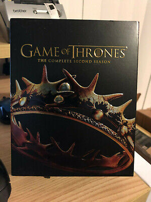 Game of Thrones: The Complete Second Season (Blu-ray Disc) No DIGITAL