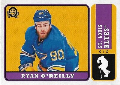 Ryan O'Reilly #606 - 2018-19 O-Pee-Chee - Base Retro Update