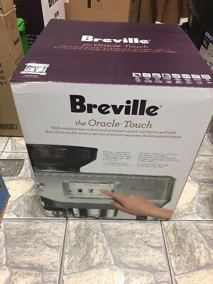 New Breville The Oracle Touch, BES990BSS1BUS1