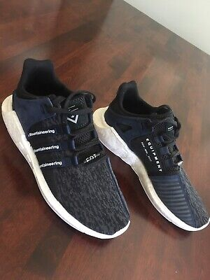 best cheap 392bc 7deb9 WHITE MOUNTAINEERING X Adidas EQT Support Future 93/17 Size 10
