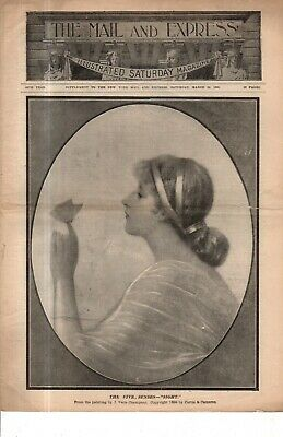 1900 Mail & Express March 24 - Hillandale, Hackensack golf clubs; Wellesley