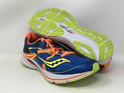 0f605e085be6 SAUCONY FASTWITCH 6 - Men s Running Racing Shoe -Size 9 - Blue Neon ...