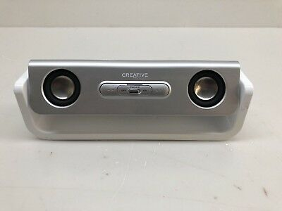 Creative TravelSound 250 Portable Stereo Speaker  3.5mm Input