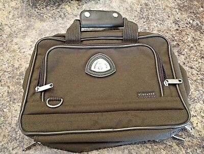 Olympia Green Hangup Bag Elegance EUC Collection EUC ~Free Shipping~ Travel Mens