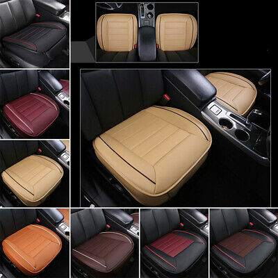 Seat Cushion Mat Covers protector Breathable Car Padded Front NEW Newest Luxury