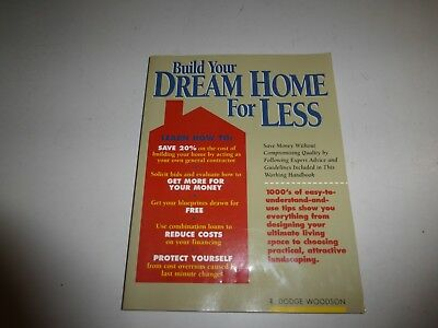 2 Be Your Own House Contractor by Carl Heldmann & Build Your Dream Home for Less