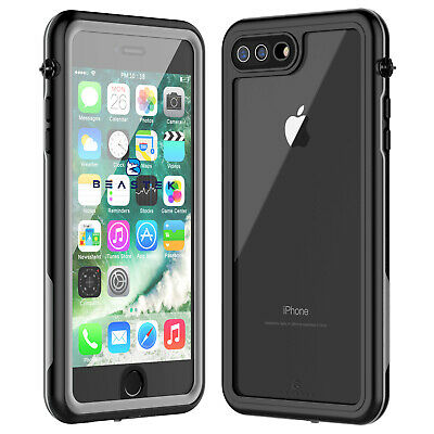 Waterproof Case for Apple iPhone 7 & 8 Plus Defender Shockproof Series Cover